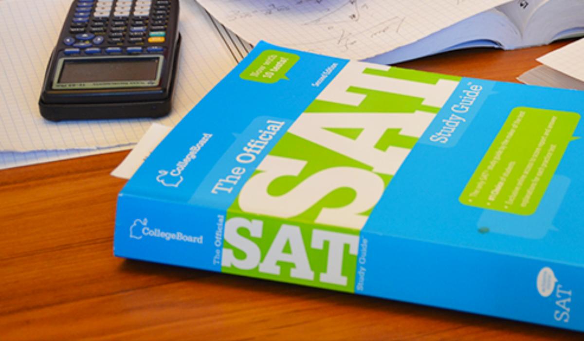 PSAT & SAT testing.
